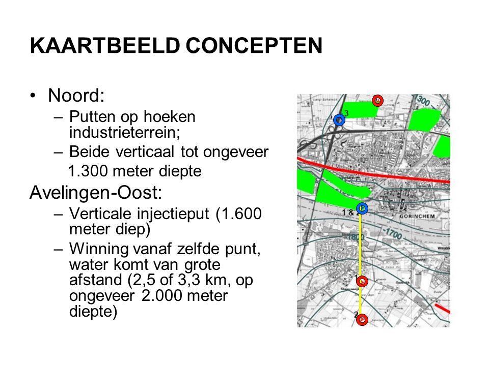 KAARTBEELD CONCEPTEN Noord: Avelingen-Oost: