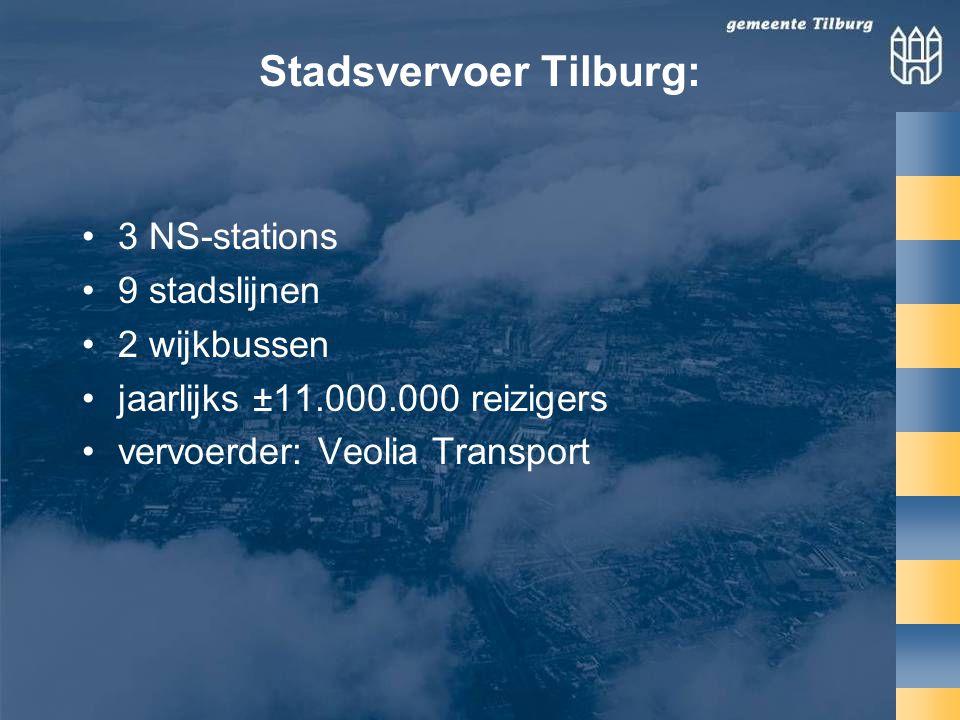 Stadsvervoer Tilburg: