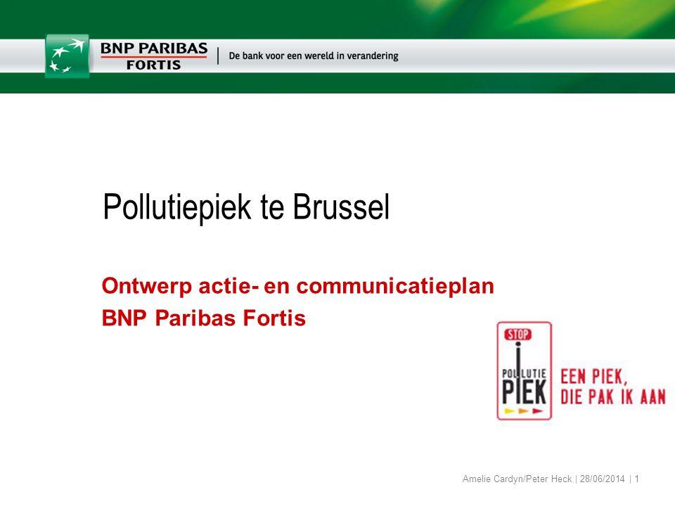 Pollutiepiek te Brussel