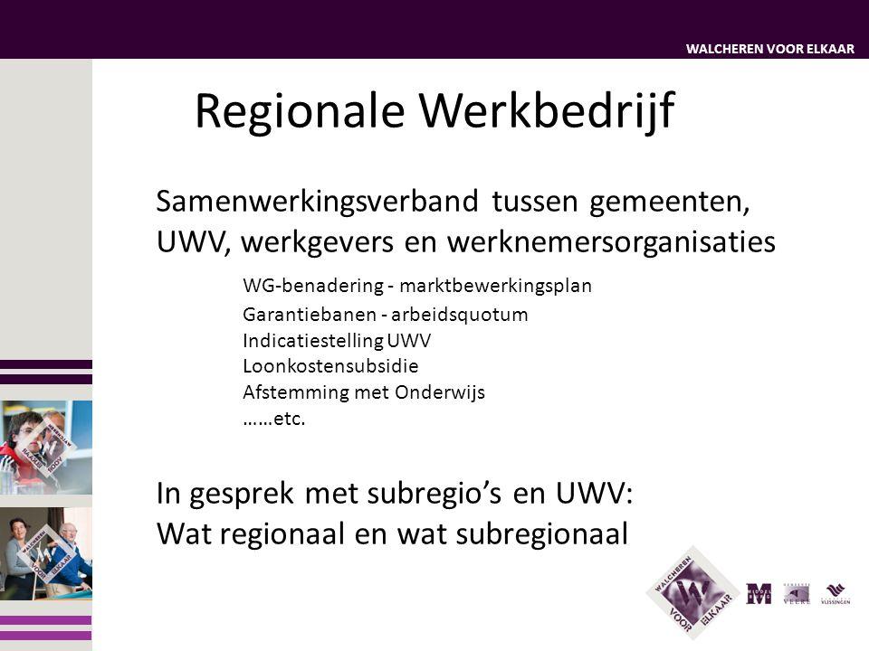 Regionale Werkbedrijf