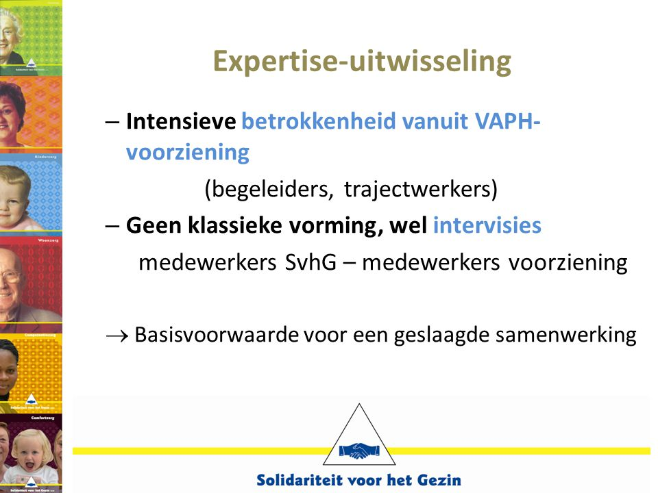Expertise-uitwisseling