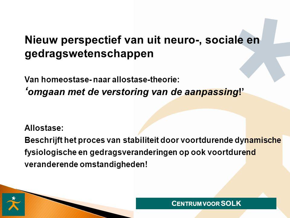 Nieuw perspectief van uit neuro-, sociale en gedragswetenschappen