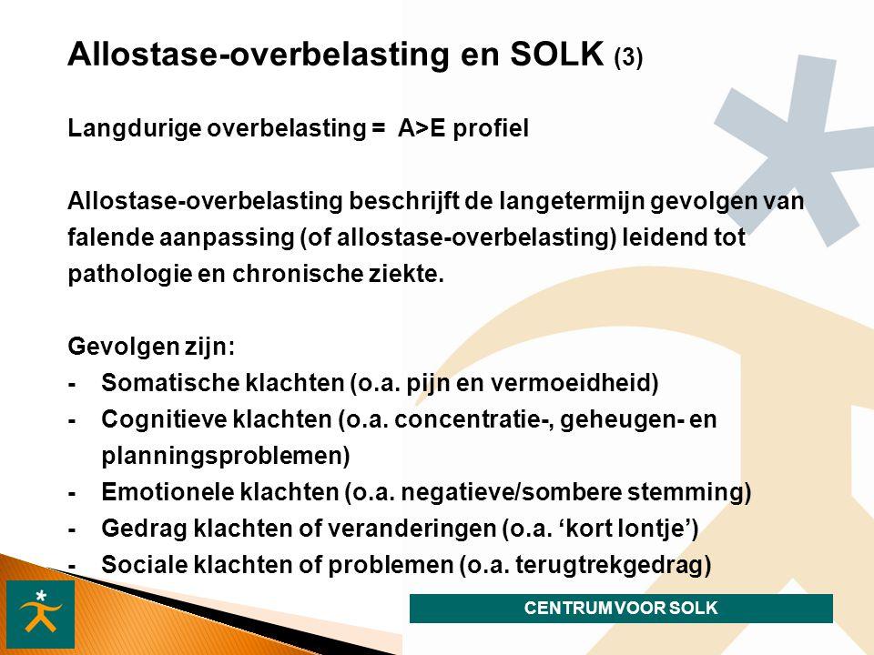 Allostase-overbelasting en SOLK (3)