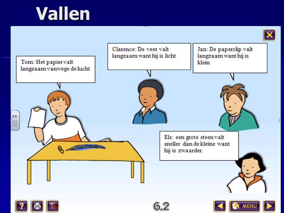 Vallen Ook een populaire cartoon met veel mogelijkheden.