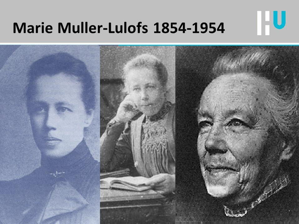 xxxxxxxxxxxxxxx 4/3/2017 Marie Muller-Lulofs 1854-1954 xxxxxxxxxxxxx