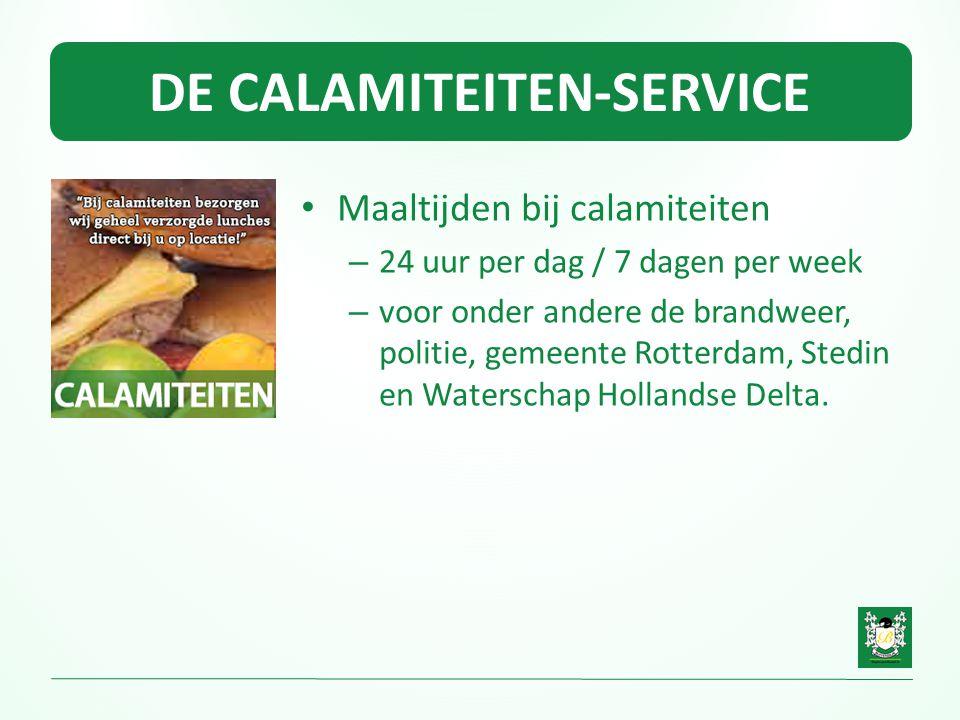 DE CALAMITEITEN-SERVICE