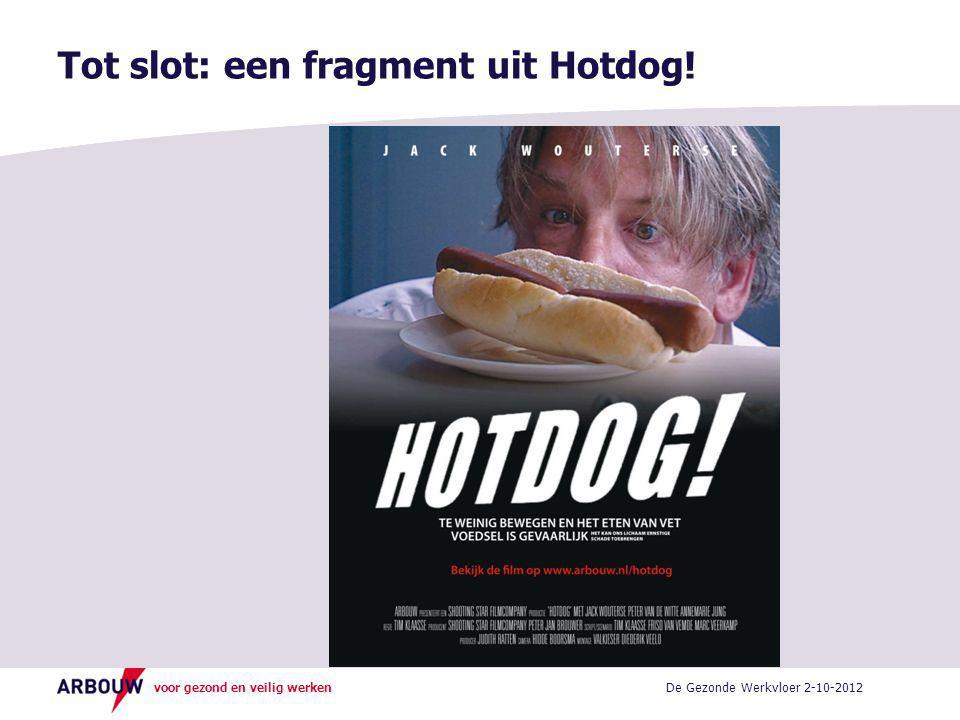 Tot slot: een fragment uit Hotdog!