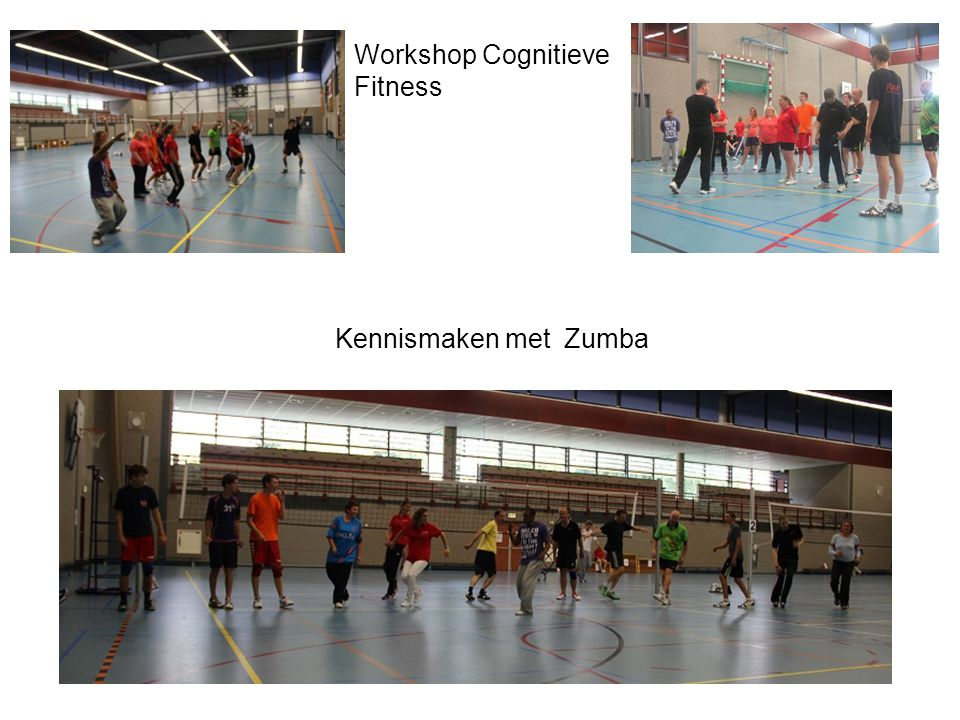 Workshop Cognitieve Fitness