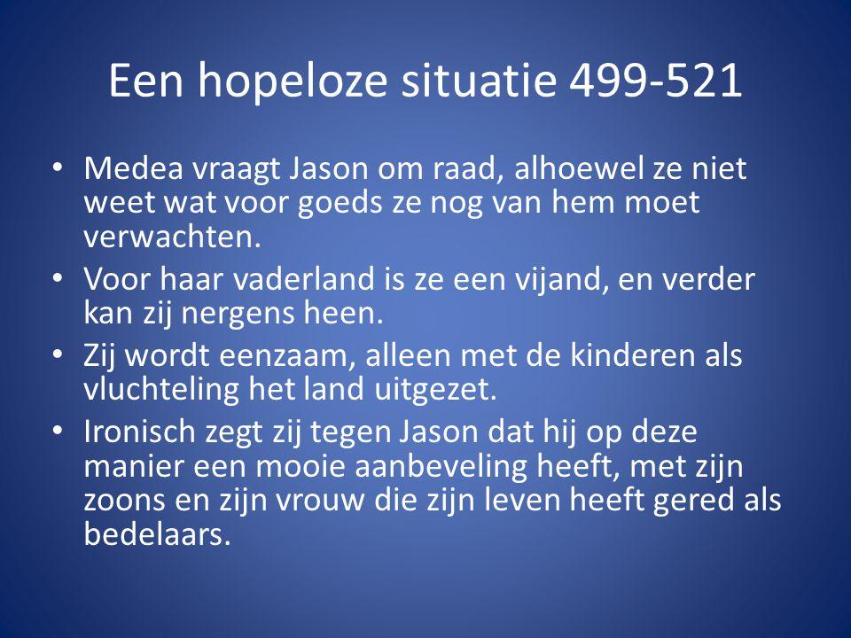 Een hopeloze situatie 499-521