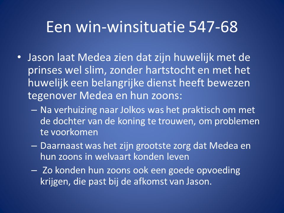 Een win-winsituatie 547-68