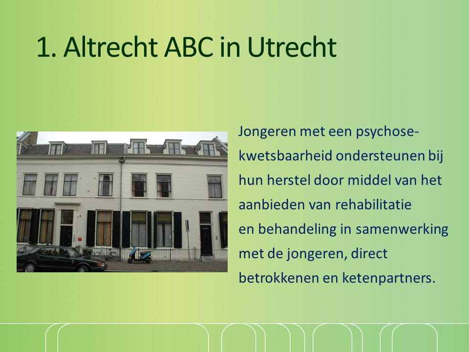 1. Altrecht ABC in Utrecht