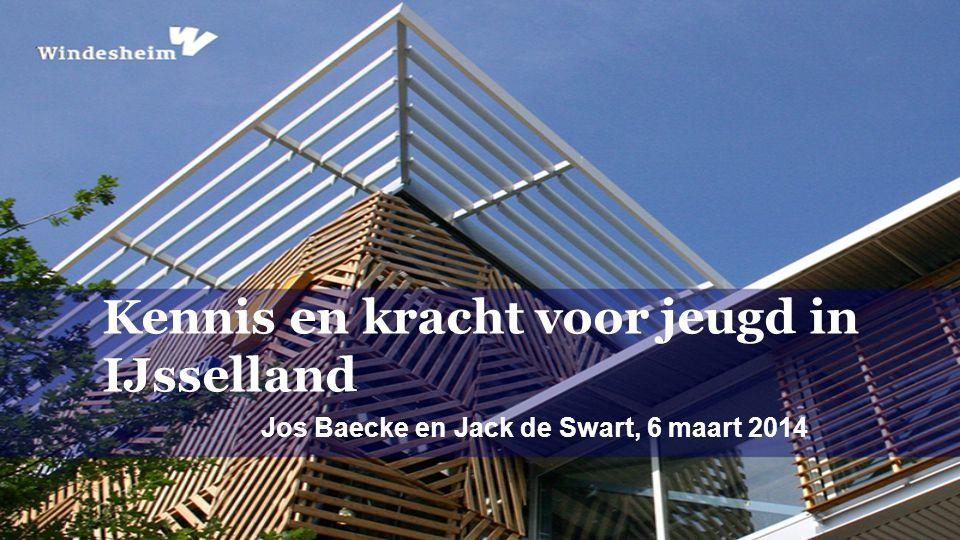 Kennis en kracht voor jeugd in IJsselland