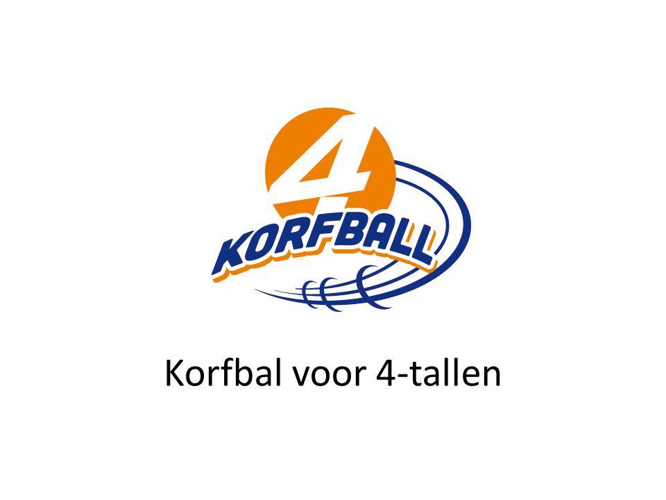 Korfbal voor 4-tallen
