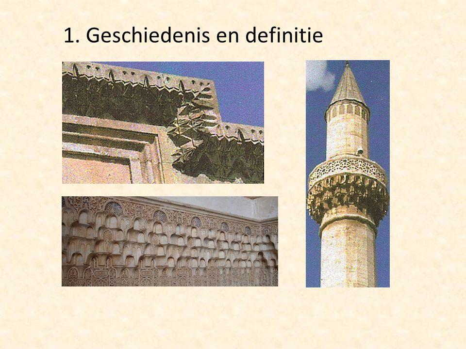 1. Geschiedenis en definitie