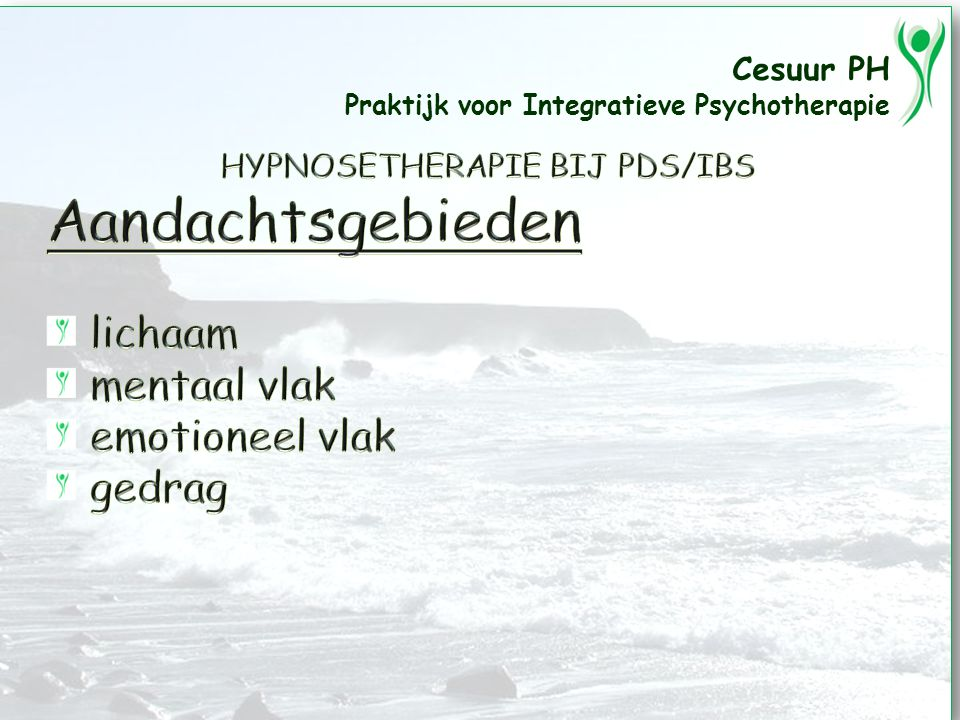 HYPNOSETHERAPIE BIJ PDS/IBS