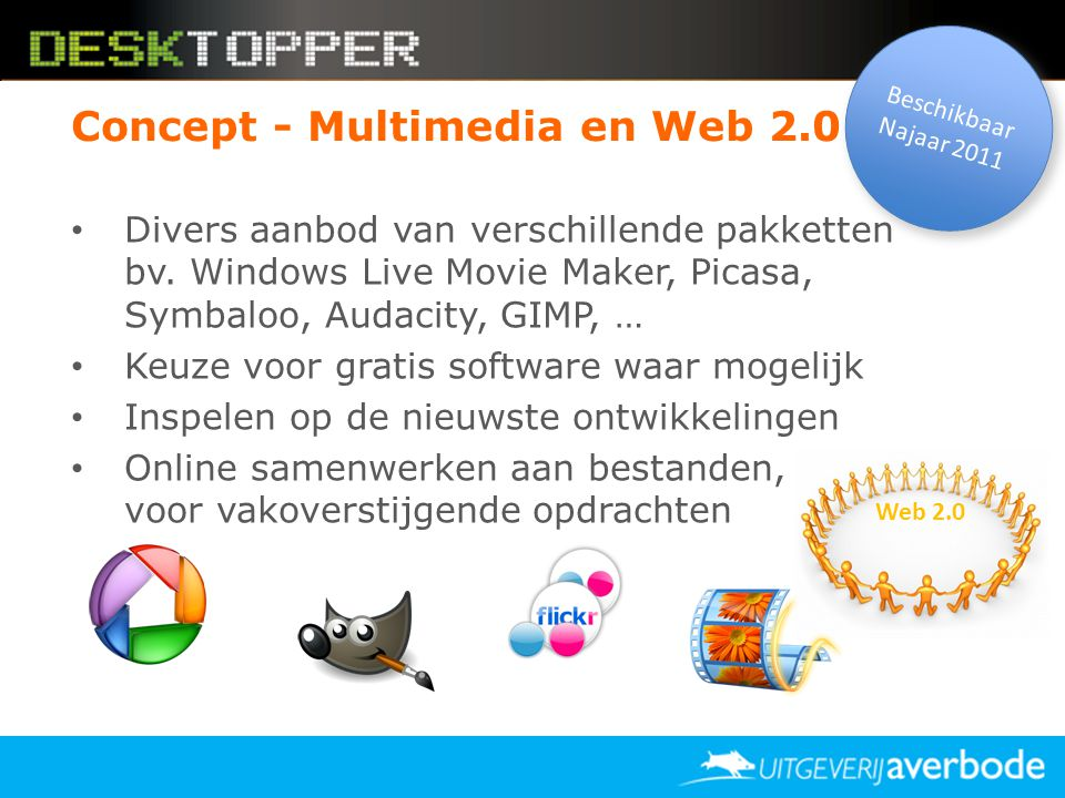 Concept - Multimedia en Web 2.0