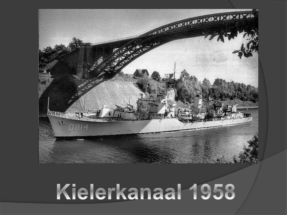 Kielerkanaal 1958
