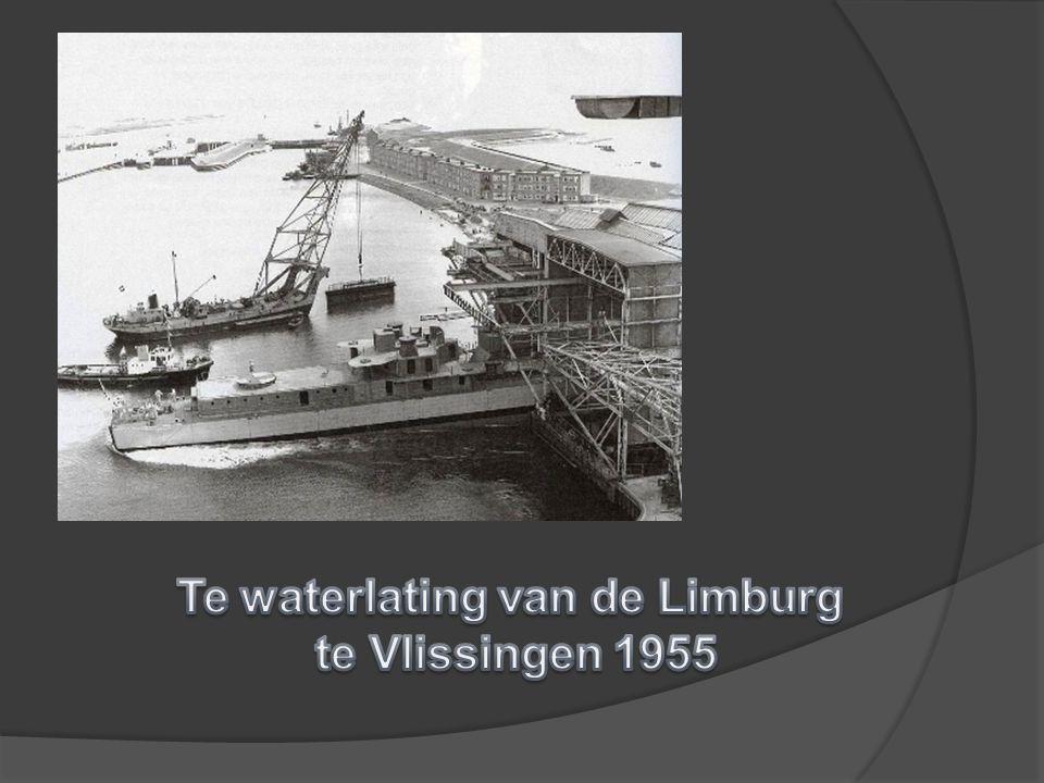 Te waterlating van de Limburg