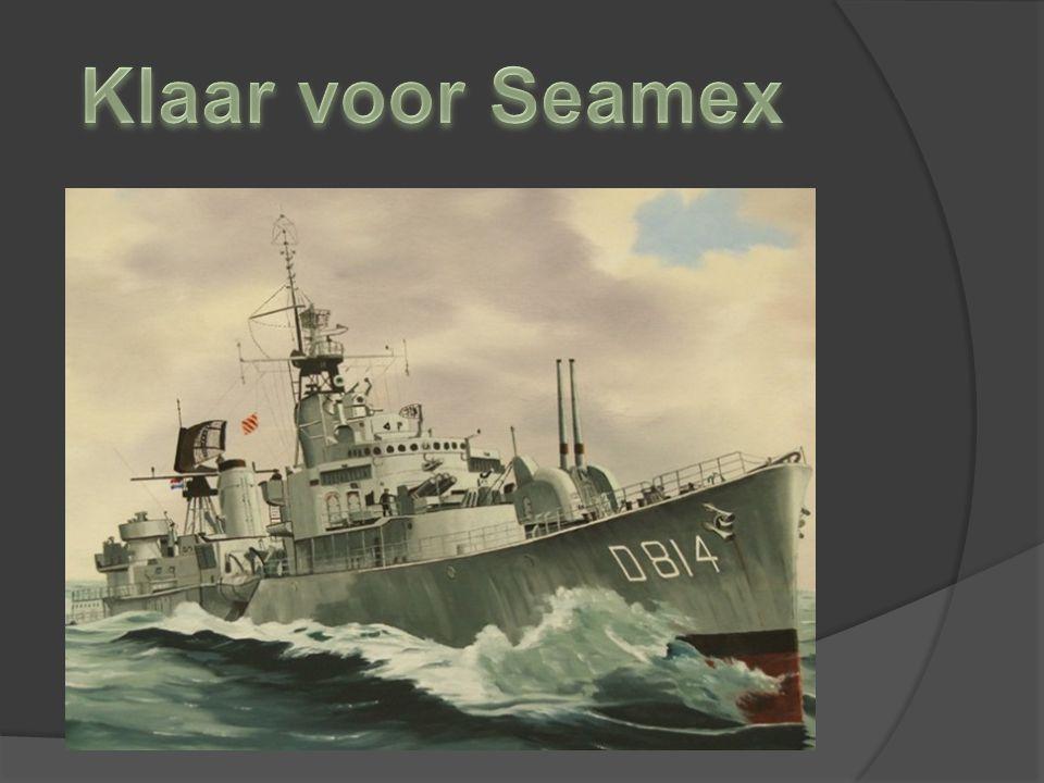 Klaar voor Seamex