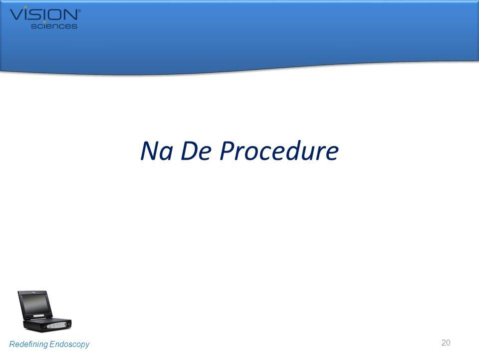 Na De Procedure