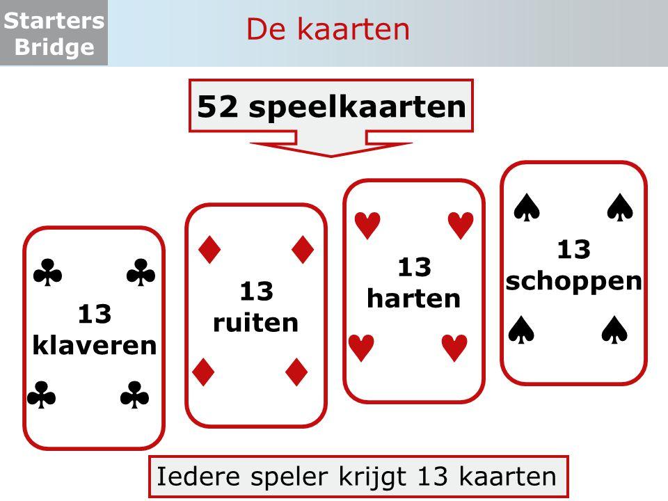         De kaarten 52 speelkaarten 13 13 schoppen harten 13