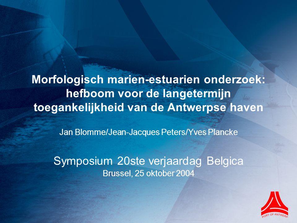 Symposium 20ste verjaardag Belgica