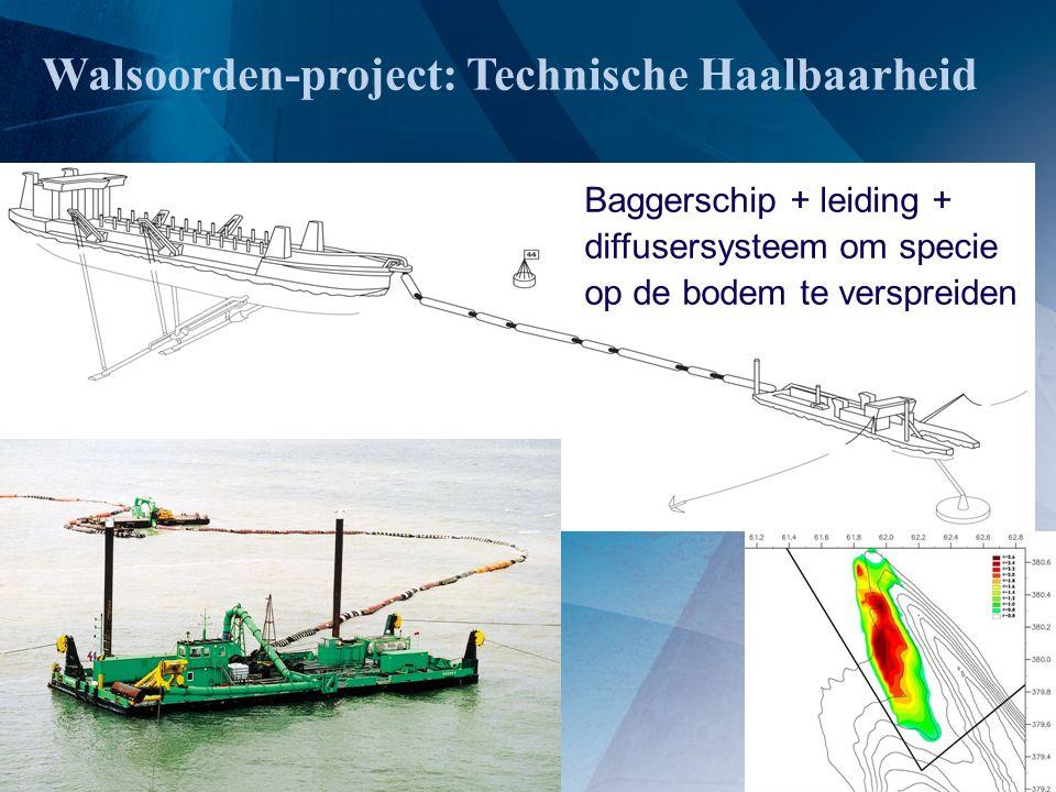 Walsoorden-project: Technische Haalbaarheid