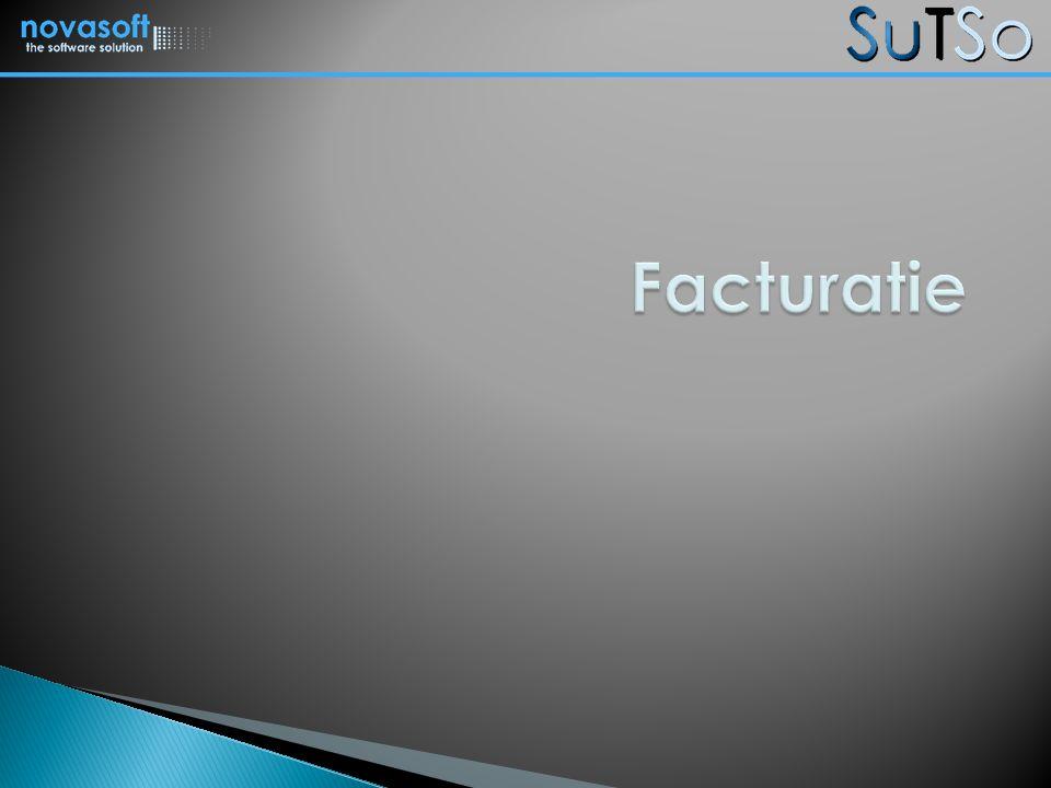 Facturatie