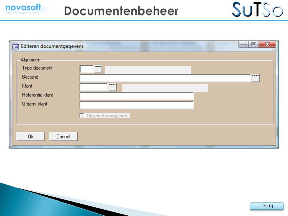 Documentenbeheer Terug