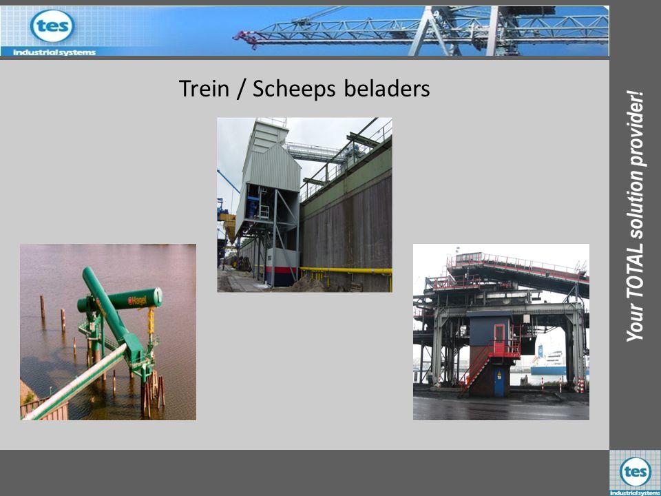 Trein / Scheeps beladers