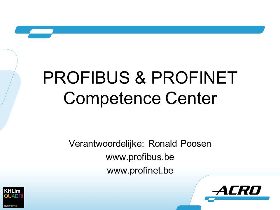 PROFIBUS & PROFINET Competence Center