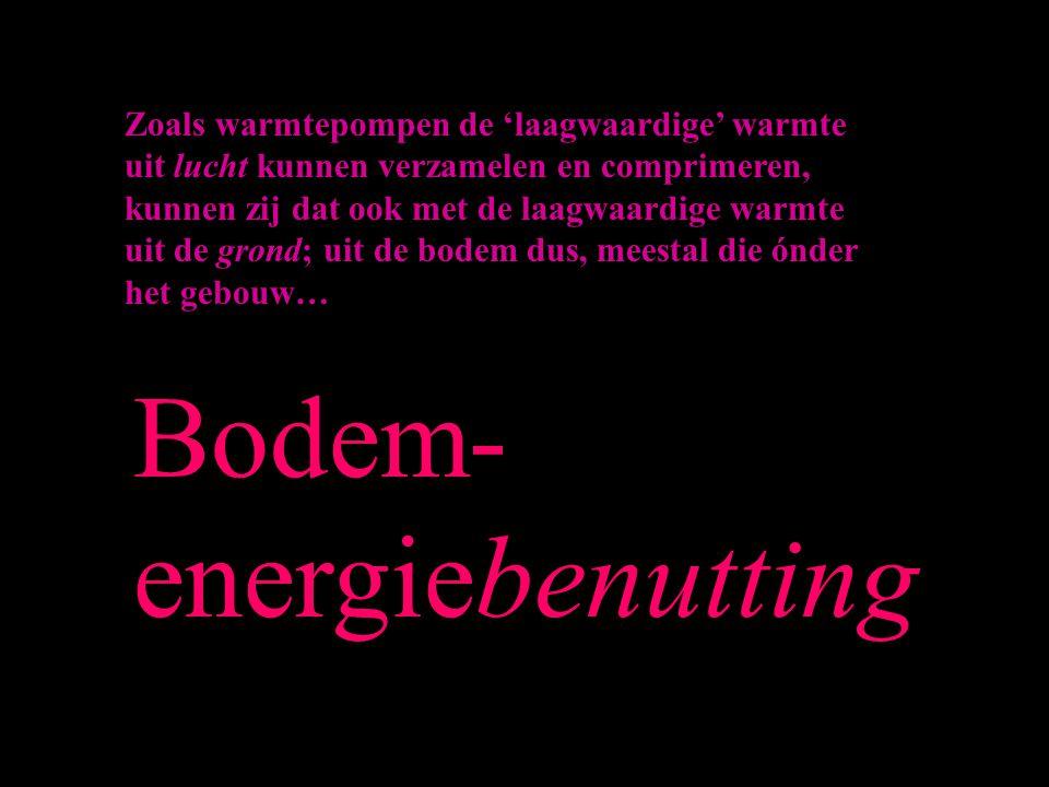 Bodem- energiebenutting