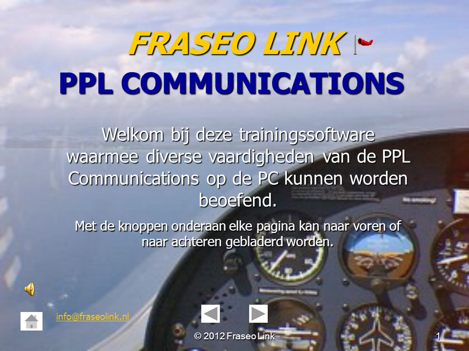 FRASEO LINK PPL COMMUNICATIONS