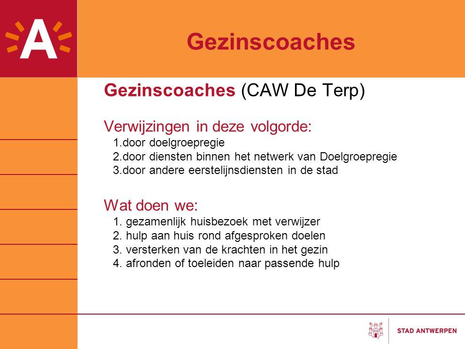 Gezinscoaches Gezinscoaches (CAW De Terp)