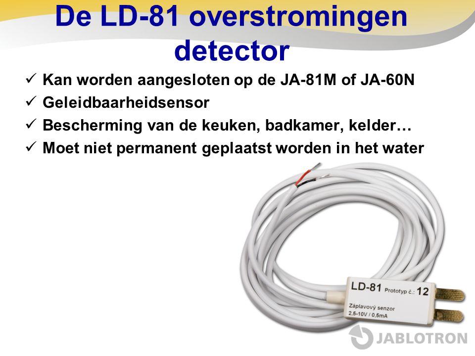 De LD-81 overstromingen detector
