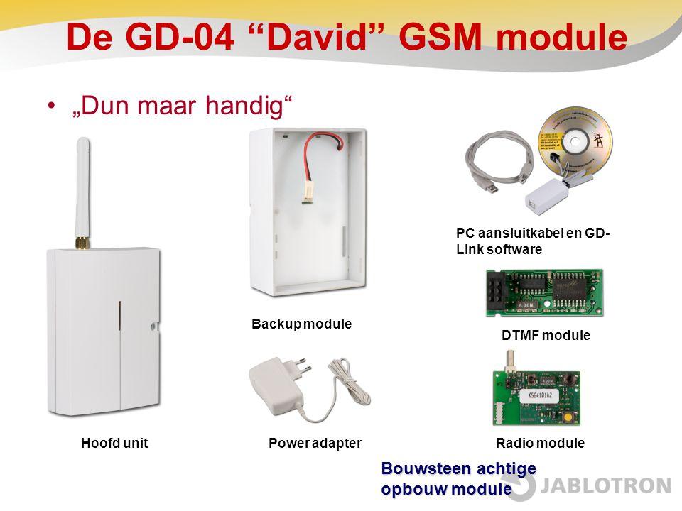 De GD-04 David GSM module