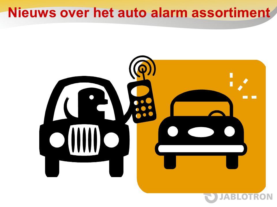 Nieuws over het auto alarm assortiment