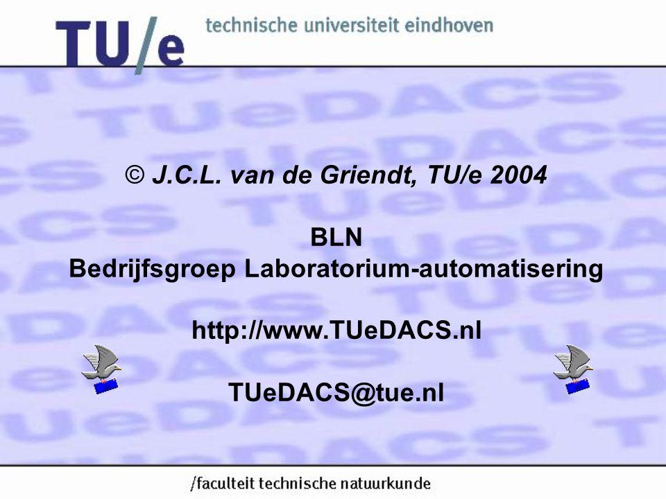 Bedrijfsgroep Laboratorium-automatisering
