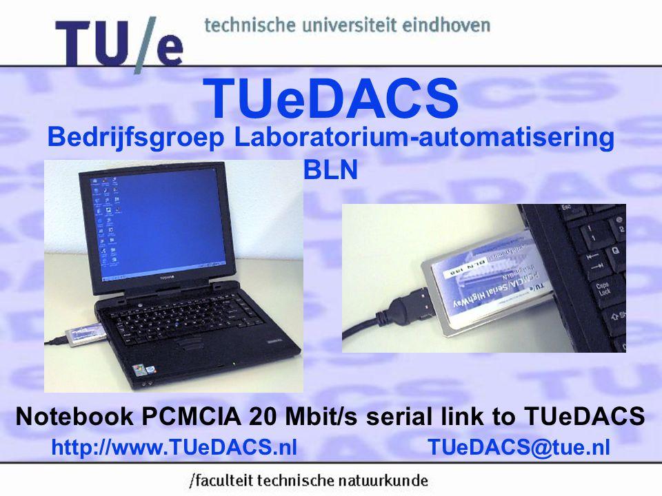 Bedrijfsgroep Laboratorium-automatisering BLN