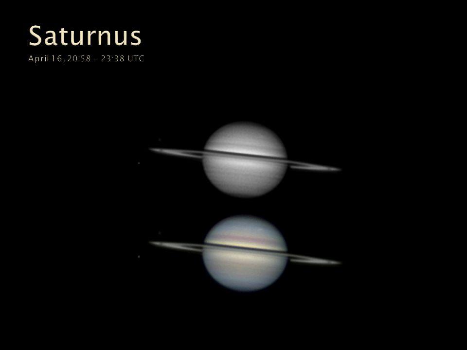 Saturnus April 16, 20:58 - 23:38 UTC 4/3/2017