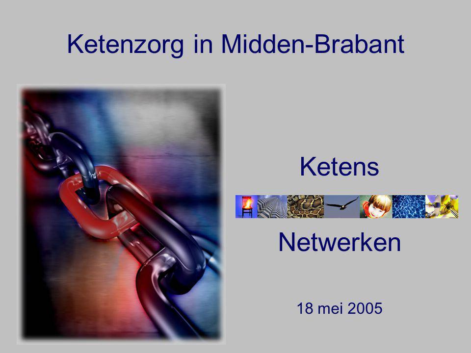 Ketenzorg in Midden-Brabant