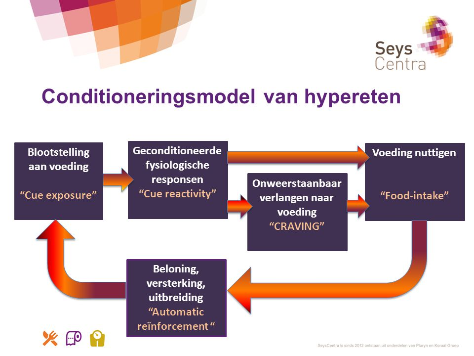 Conditioneringsmodel van hypereten