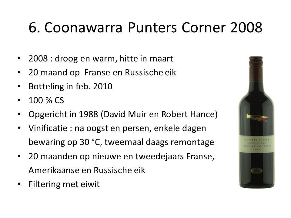 6. Coonawarra Punters Corner 2008