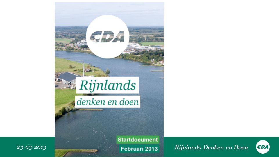 Rijnlands Denken en Doen