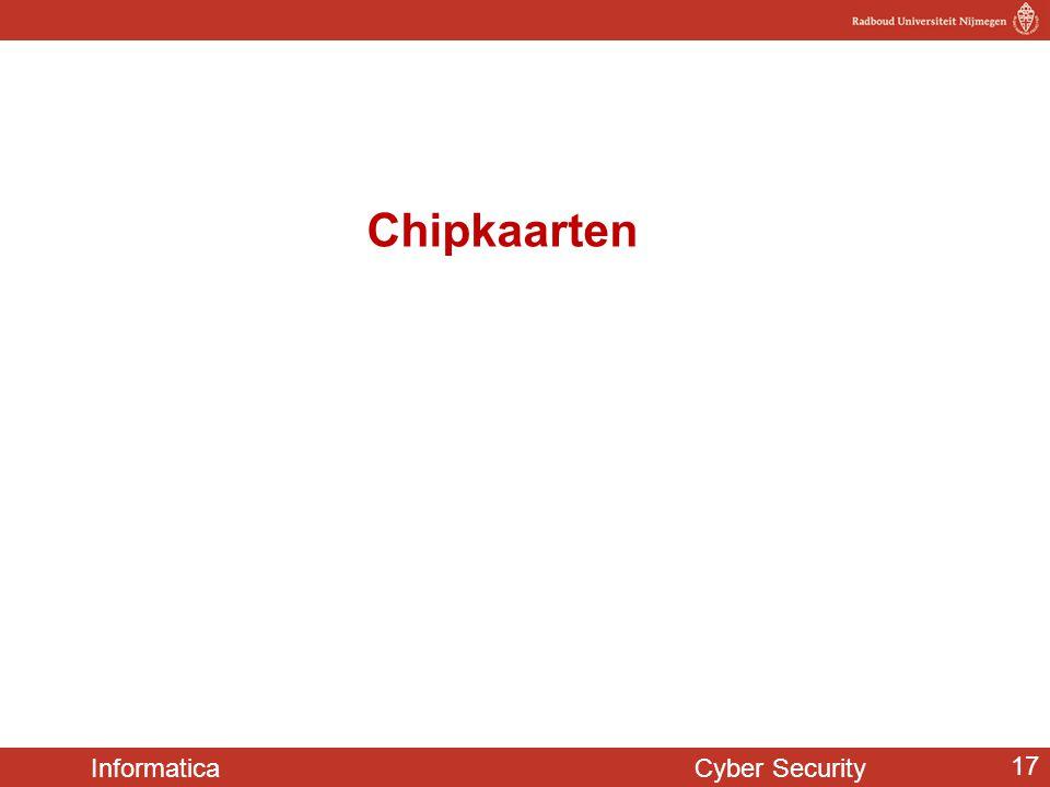 Chipkaarten
