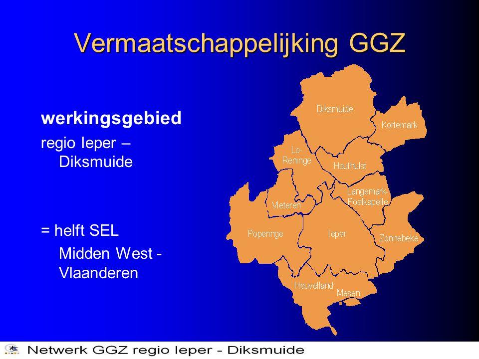 Vermaatschappelijking GGZ