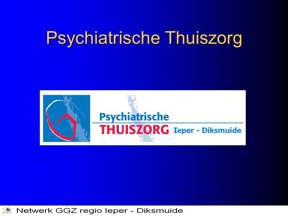 Psychiatrische Thuiszorg