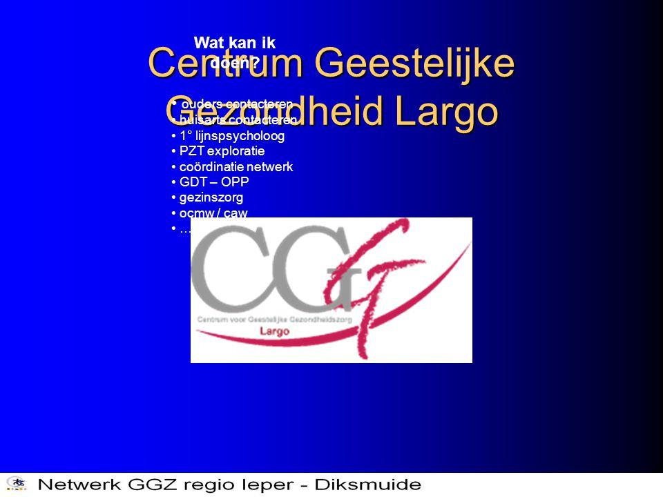 Centrum Geestelijke Gezondheid Largo
