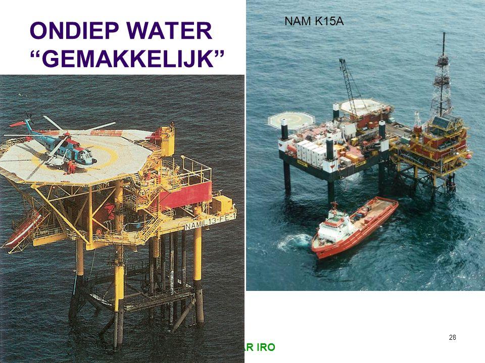 ONDIEP WATER GEMAKKELIJK