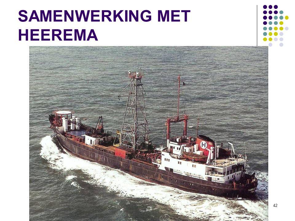 SAMENWERKING MET HEEREMA